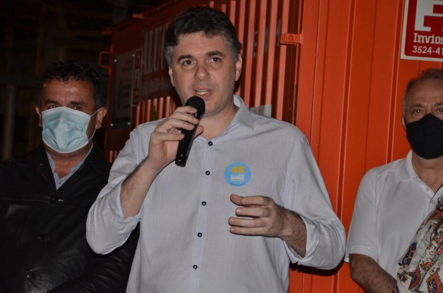 Cleber Fontana (PSDB) é reeleito prefeito de Francisco Beltrão