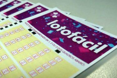 Resultado LotoFácil concurso 2090; veja os números sorteados nesta terça-feira (24)