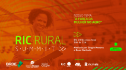Terceira edição do RIC Rural Summit 2020 destaca a força da mulher no agronegócio