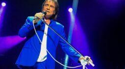 Bens do cantor Roberto Carlos podem ser penhorados devido a dívidas de IPTU