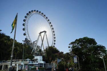Roda gigante de Balneário Camboriú vai girar a partir de dezembro