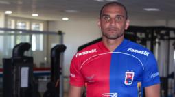 Bruno Lopes é o novo reforço do Paraná Clube
