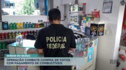 Operação combate compra de votos com pagamento de combustíveis em Quedas do Iguaçu