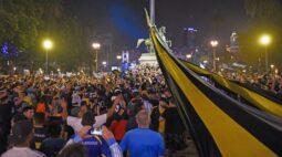 Velório de Maradona começa em Buenos Aires, na Casa Rosada