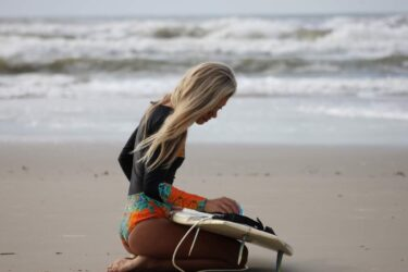 Encontro de surf feminino paranaense ganha novo formato