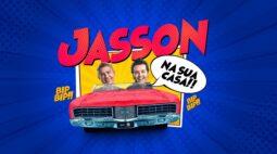 JG na sua casa: Jasson Goulart e Rogério Cordoni conhecem fã do BG em Colombo