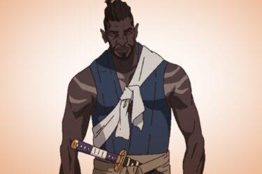 Yasuke: Primeiro samurai negro do Japão ganhará anime na Netflix