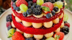 Referência em naked cakes, Bruno Bolos inaugura loja física