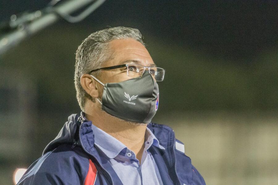 Após cinco derrotas, Rogério Micale não é mais o técnico do Paraná Clube