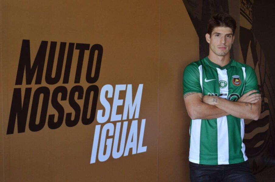 Cria do São Paulo, Lucas Piazón testa positivo para covid-19