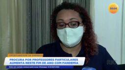 Procura por professores particulares aumenta neste fim de ano com a pandemia