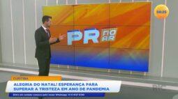 Paraná no Ar Ao Vivo | Assista à íntegra de hoje – 01/12/2020