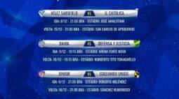 Conmebol define datas e horários para partidas das quartas de final da Copa Sul-Americana