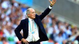 Morre Alejandro Sabella, treinador do vice da Argentina em 2014