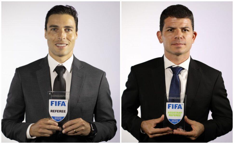 Com paranaenses na lista, CBF define árbitros e assistentes que integrarão o quadro da Fifa em 2021