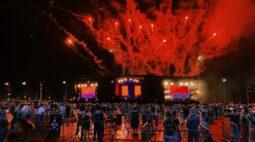 Arena Itaipava Premium tem pausa até 18 de dezembro