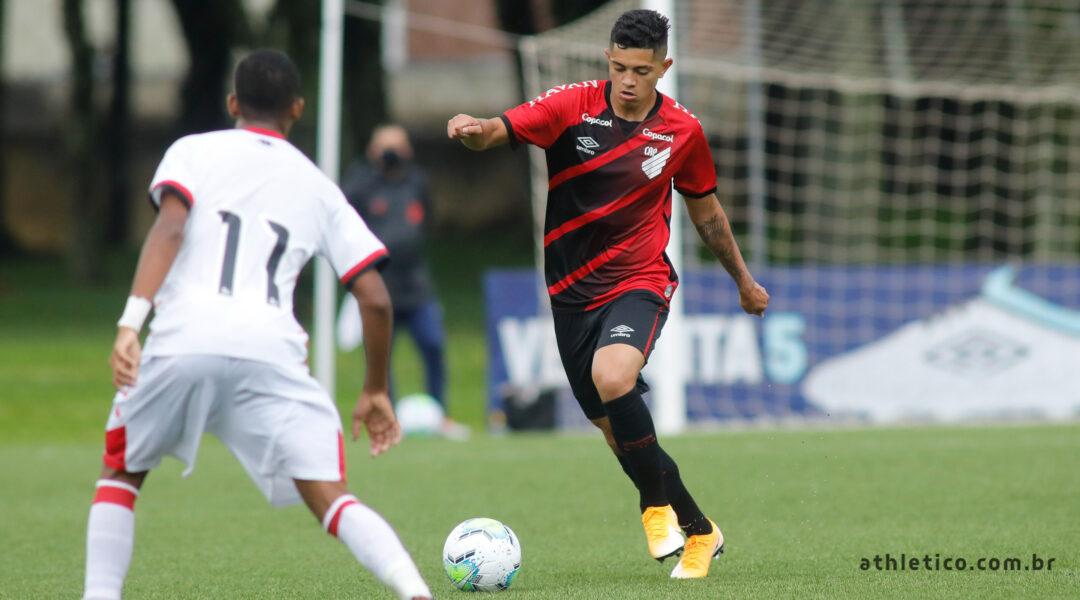 Brasileirão Sub-20: Athletico x São Paulo, pelas quartas de final, tem data definida