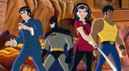 Batman Soul of The Dragon ganha data de lançamento no Brasil