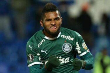 """Sem espaço no Palmeiras, Borja afirma: """"Não entendo o motivo de não me quererem"""""""