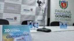 Paraná atinge a marca de 901.401 casos e 20.218 mortes por covid-19