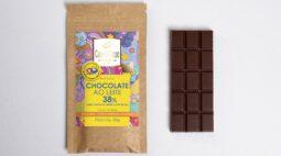 Chocolate produzido em Curitiba recebe prêmio internacional