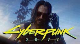 Cyberpunk 2077 tem novo patch que promete corrigir centenas de bugs