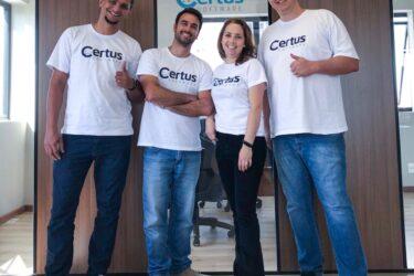 Startup Certus recebe investimento para se tornar fintech de pequenas e médias indústrias
