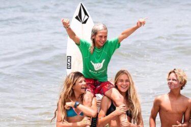 Atletas do surf paranaense retornam às competições presenciais