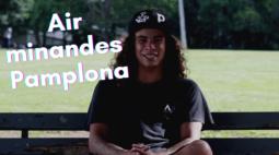 ENTREVISTA – Aminandes Pamplona conta um pouco da sua história no surf