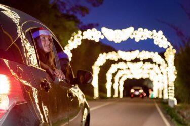 Drive-thru de Natal no Barigui e Náutico terá sessões extras até 30 de dezembro