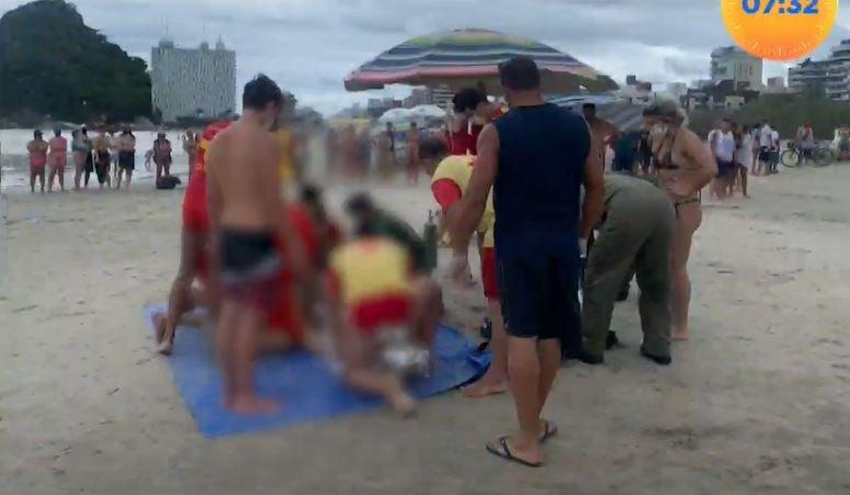 Dois banhistas morrem afogados no litoral do Paraná