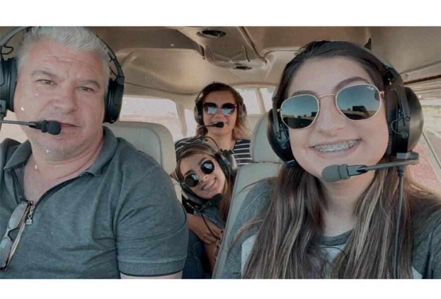 Corpos de família morta em acidente de avião no Paraná continuam no IML; investigação começa hoje
