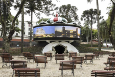 Curitiba terá exibição de filmes natalinos ao ar livre até 6 de janeiro
