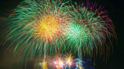 Fogos de artifícios com estampidos agora são proibidos em Cascavel