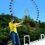 4 emoções que senti ao visitar a maior roda gigante estaiada da América Latina