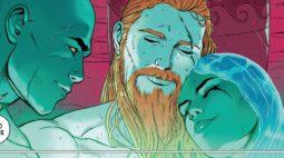 Nova HQ da Marvel revela que Senhor das Estrelas é bissexual