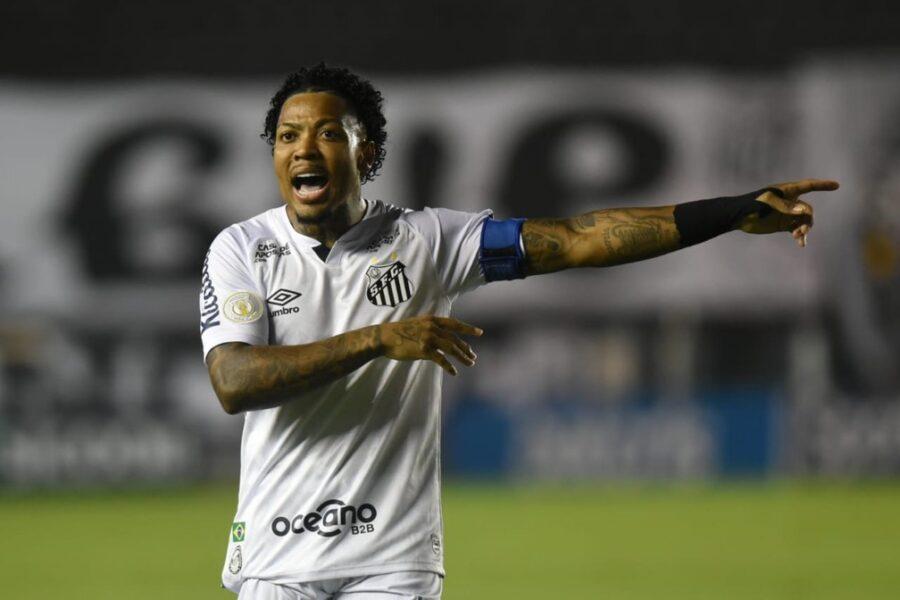 Gerente de futebol do Santos fala sobre situações de Kaio Jorge, Marinho e Felipe Jonatan