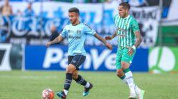 Contra o Guaraní-PAR, Matheus Henrique pode completar 100 jogos pelo Grêmio
