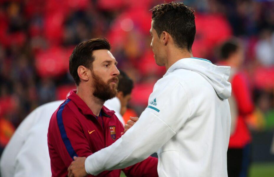 Técnico do Barcelona comenta sobre embate entre Messi e Cristiano Ronaldo