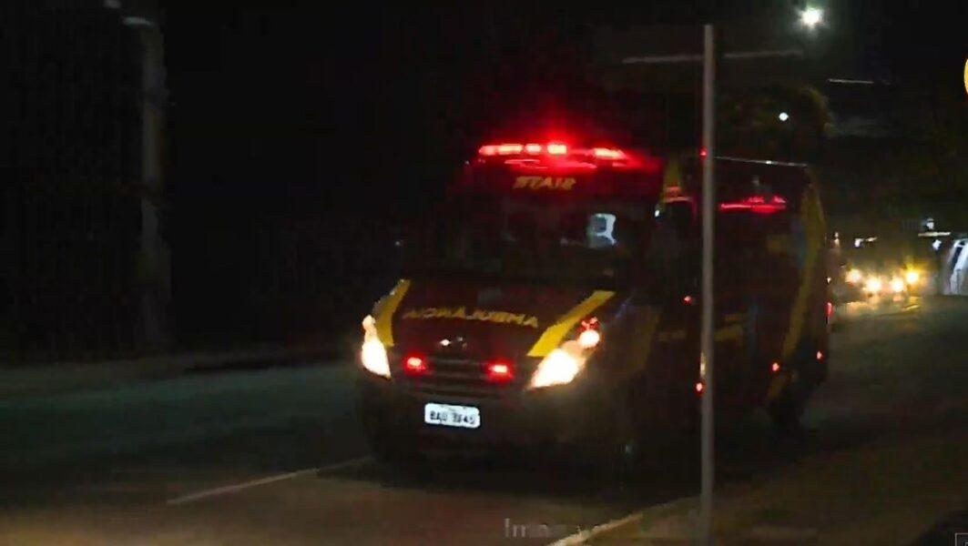 Homem morre atropelado e motorista suspeito ameaça testemunha após acidente