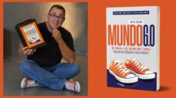 MUNDO 6.0 – Live no RIC Mais marca o lançamento de livro escrito em 100 dias