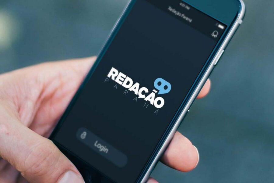 Redação Paraná usa  inteligência artificial para corrigir textos e pontuar erros