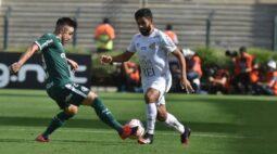 Clássico entre Santos e Palmeiras pelo Campeonato Brasileiro é antecipado