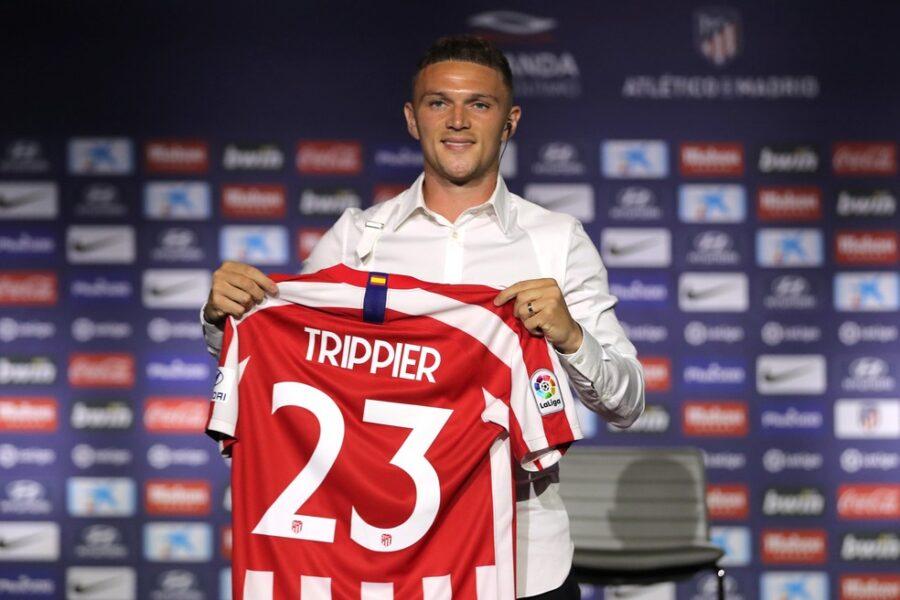 Trippier é punido por aposta ilegal e desfalca Atlético de Madrid por 10 semanas