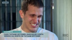 Caso Tatiane Spitzner: Manvailer conta versão da morte de advogada