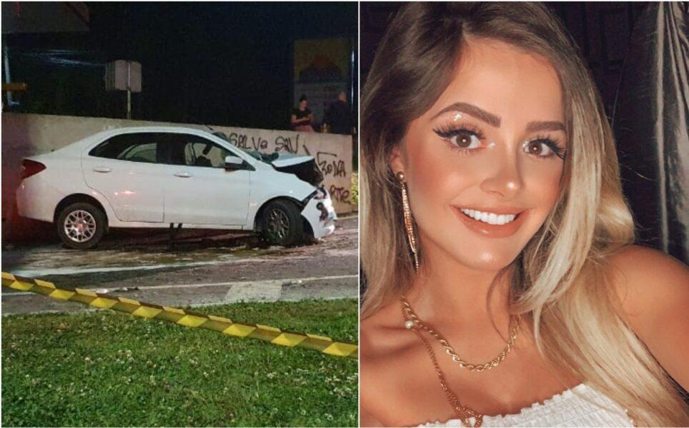 Vídeo mostra momento do acidente que resultou em morte de jovem
