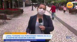 Linha turismo vai funcionar todos os dias a partir de hoje em Curitiba