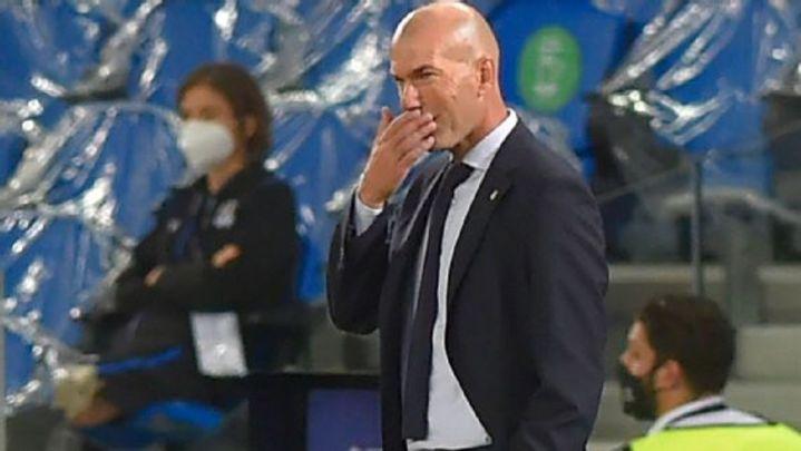 Zidane mostra confiança no Real e descarta possibilidade de administrar vantagem