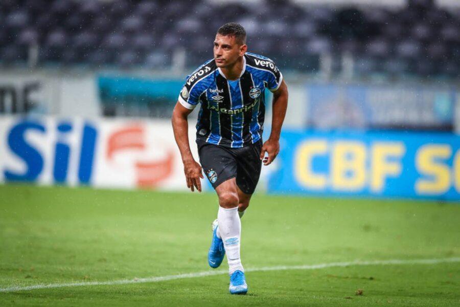 Diego Souza impressiona com números e vive fase artilheira no Campeonato Brasileiro