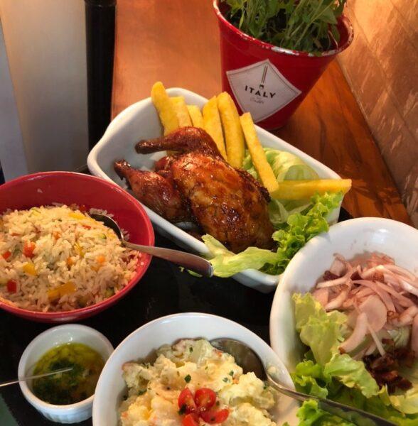 Italy Caffé Curitiba: o lugar para comer e se sentir bem